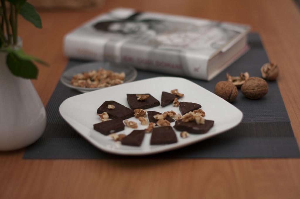 Bez-cukrowa czekolada!