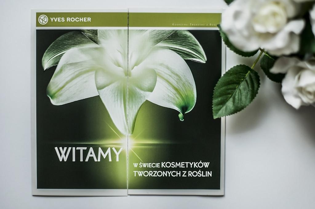 Yves Rocher – kosmetyki tworzone z roślin.