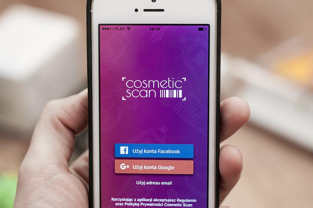 Cosmetic Scan: Bezpłatna aplikacja dzięki której poznasz skład własnych kosmetyków (Aplikacja porzucona przez autorów)